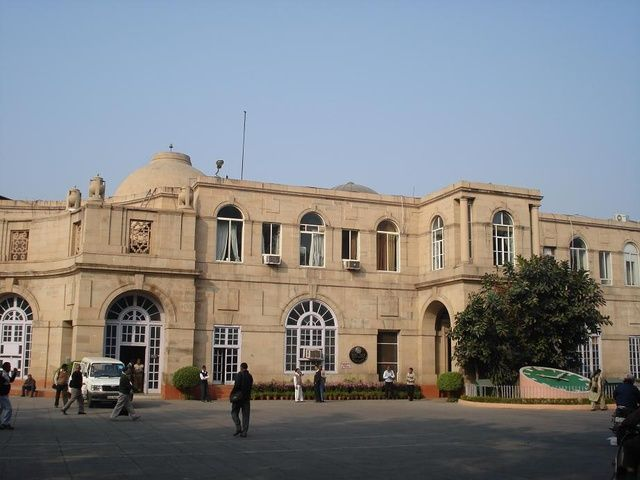 Baroda house new delhi india was the residence of the for Architecture design for home in vadodara