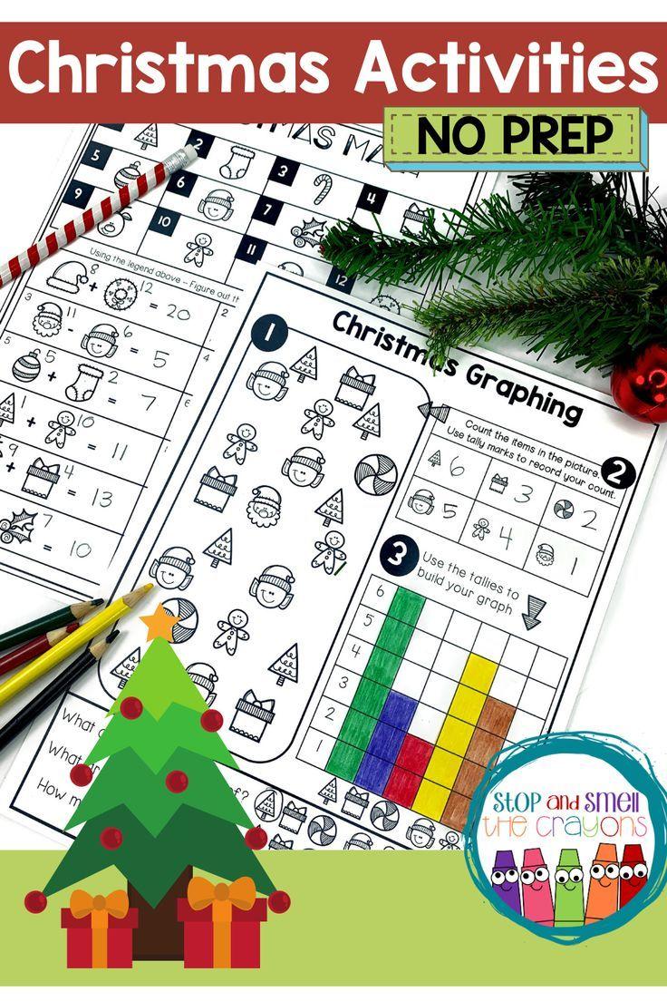Christmas Activities Christmas Worksheets Christmas Teaching Resources Christmas Worksheets Christmas Activities