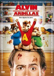 Alvin y las ardillas (Alvin and the Chipmunks) (2007)