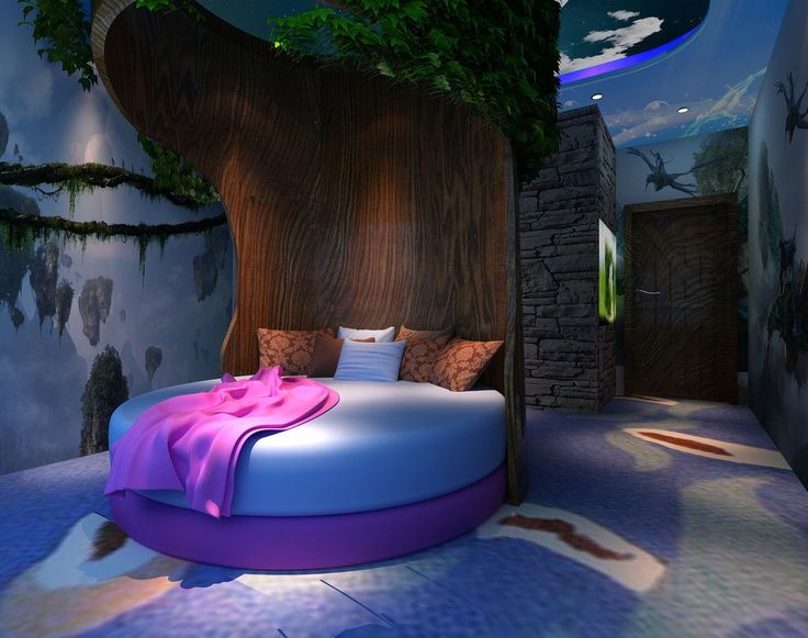 creative bedroom- universalcouncil