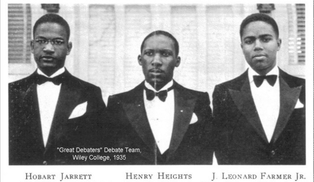 The Debate Team at Wiley College) (1935) - The Great Debaters