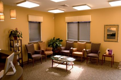 medical-office-waiting-room | New Years resolutions | Pinterest