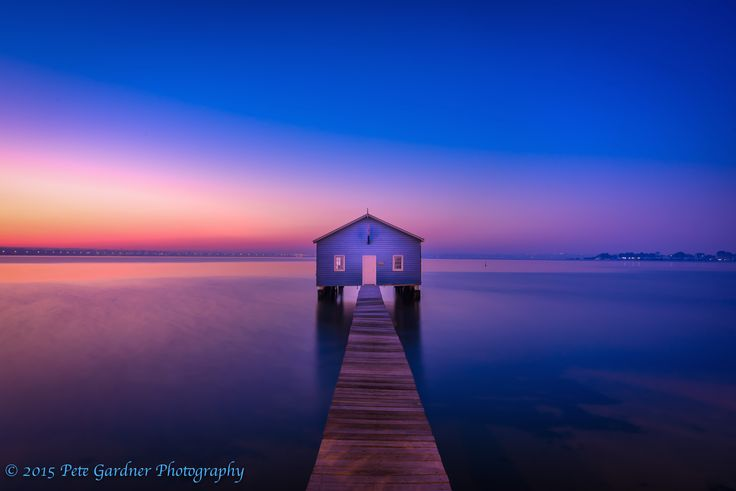 L3M2AS2c Boatshed 2. Nikon D810, Sigma 24mm Art, 30 sec, f/16, ISO 31, Adjustments made in lightroom and Viveza. As the sun was rising the front of the boathouse was still shaded, resulting in under exposure, I selectively brightened the front using Nik Viveza 2, as it gives more precision than the radial filter in lightroom. Issy, Does this fit the brief for landscape?, the image has a horizon line, but the dominant feature is the boat house, so I don't know if this would be rejected…