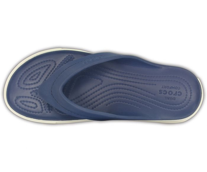 6d7331fd5d81 Crocs citilane bijou blue white unisex flip flops. Unisex flip flops is  inspired by vintage sneakers. Buy crocs citilane bijou unisex flip flops at  official ...