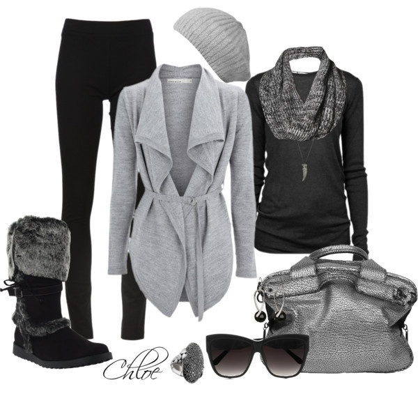 """Winter comfy,,,"" by chloe-813 ❤ liked on Polyvore"
