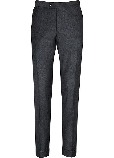 Grey Trousers B400 | Suitsupply Online Store