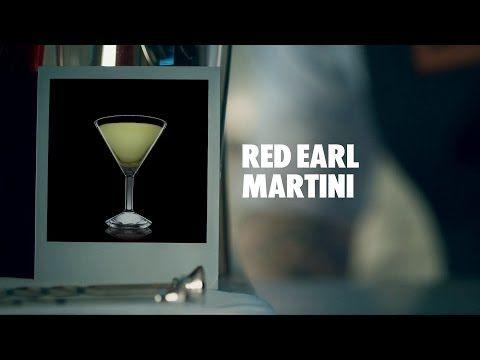 Red Earl Martini Recipe