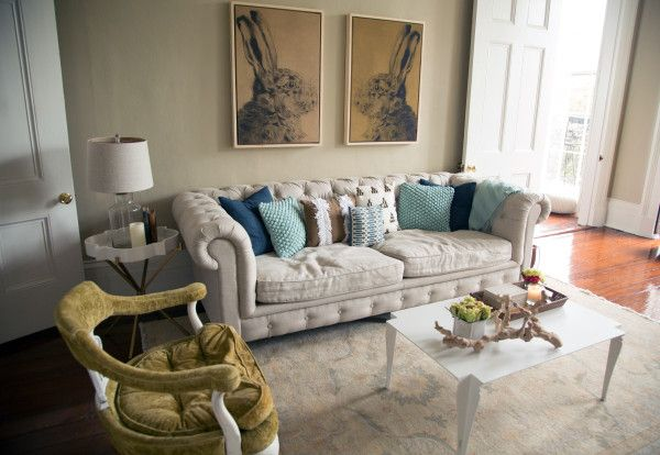A Blogger 39 S Revamped Historical Apartment In New Orleans Baby Furniture Apartments And