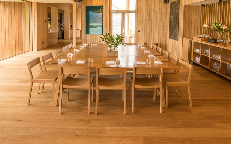 Hawk Chairs by Simon James Design @ Aro Ha Retreat