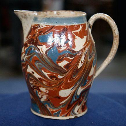 27 best images about mocha ware on pinterest white slip - Vintage antiques roadshow ...