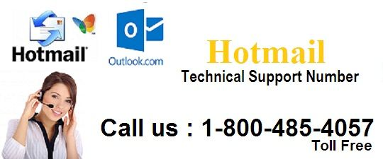 You can reach us anytime our toll free number 1-800-485-4057. Our certified technicians will guide you and provide you with instant support for Hotmail. #Hotmail #Technical #Support #Number visit http://hotmailsupport.co/