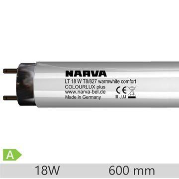 Tub fluorescent Narva T8 18W/827 COLOURLUX plus, 4014501000380