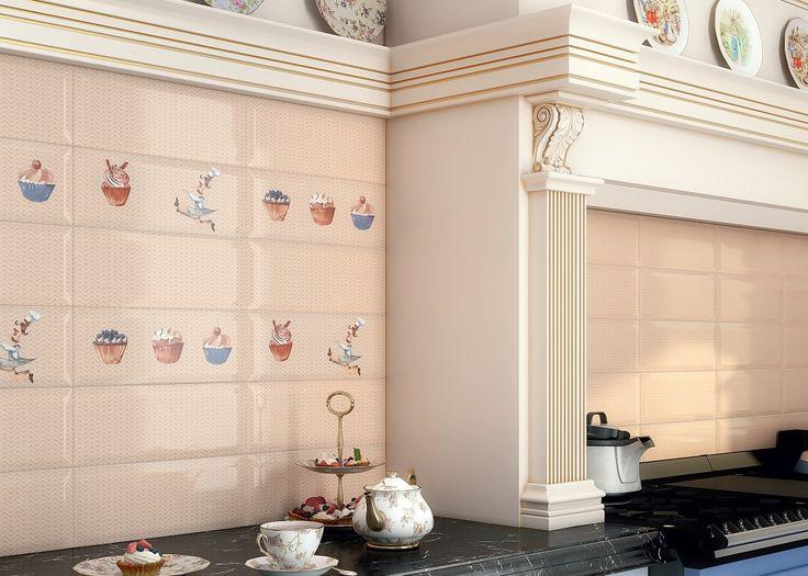 Российская плитка Маффин Керама Марацци | Каталог плитки | магазин плитки керамической и керамогранита.