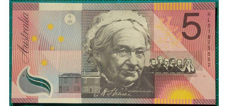2001 Five Dollars Centenary of Federation HL01