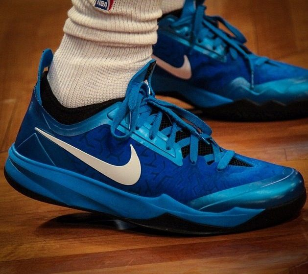 Deron Williams in the nike zoom crusader | Kicks On Court ...