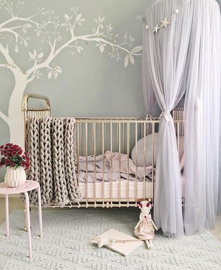 """271 Likes, 4 Comments - INCY INTERIORS STORE (@theincystore) on Instagram: """"Nursery perfection featuring our Ellie cot⭐️@_kawaii.pie_ #incyinteriors #elliecot"""""""