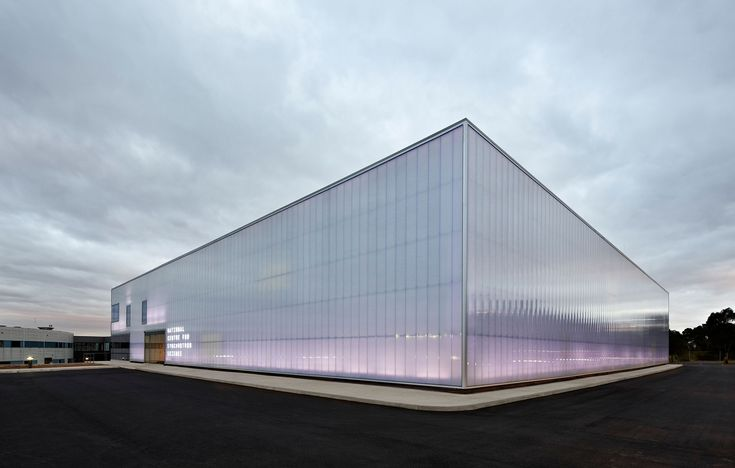 National Centre for Synchrotron Science / Bates Smart