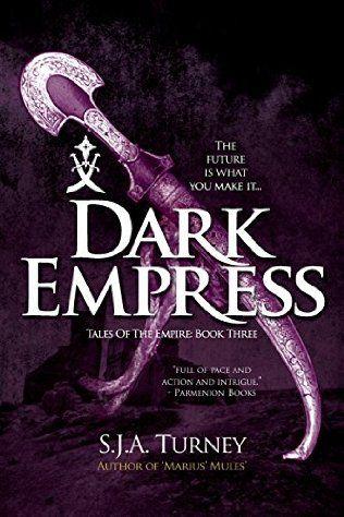 book cover of   Dark Empress