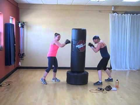 Million $ Baby Boxing Workout