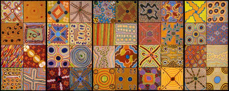 ~ ~ ~ The Artery ~ ~ ~ Australian Aboriginal Art