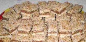 Kanonok lepény – tényleg egyszerű és gyorsan elkészíthető sütemény