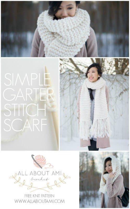 Mejores 141 imágenes de Beginner Knitting Patterns en Pinterest ...