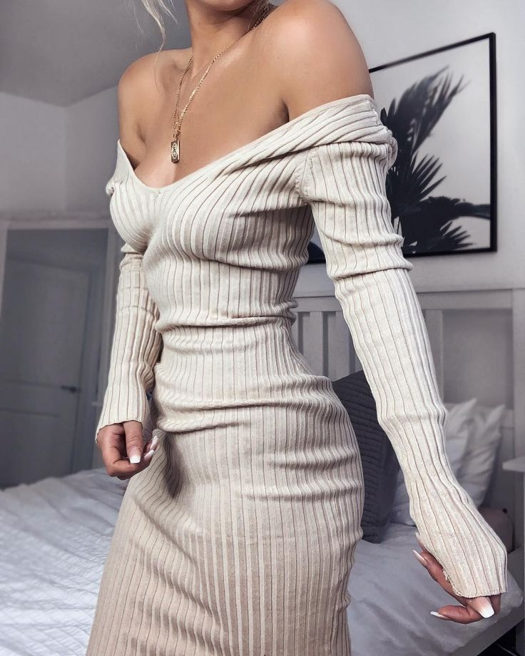 """Kayleigh Johnson on Instagram: """"I'd been eyeing up these sassy ribbed midi d... 17"""