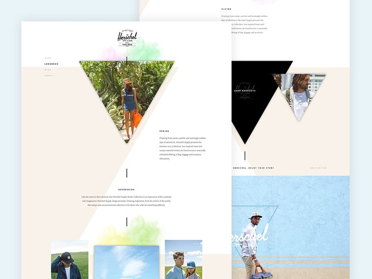 Herschel Supply LookBook Teaser by Myles kedrowski