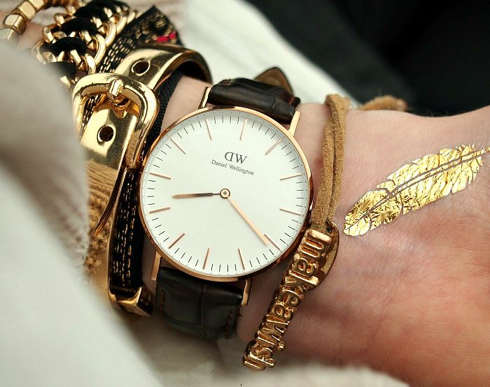 Daniel Wellington Classic York Lady