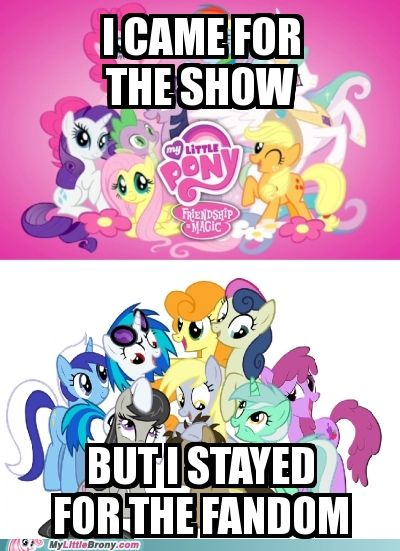 The Reason to Be a Brony