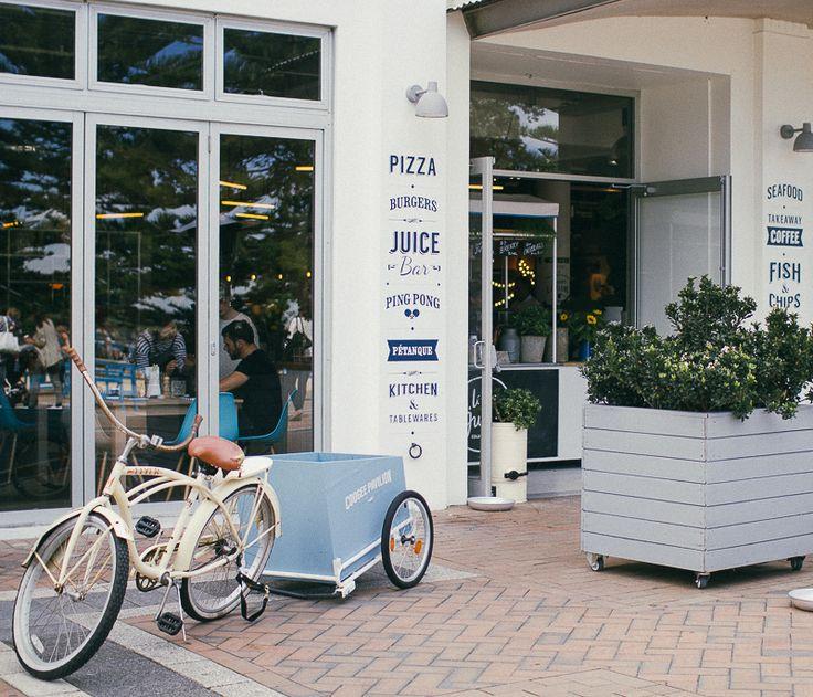 Coogee Pavillion - Coogee Beach - My Kiki Cake -Sydney Food Blog - Entrance