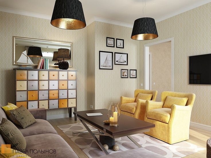 Дизайн гостиной #livingroom