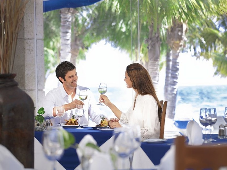 Restaurant at Barceló Costa Cancún, All Inclusive resort - on sale - take 29% OFF!