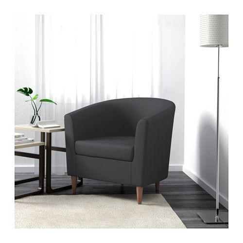 $108 TULLSTA Chair - Ransta dark gray - IKEA