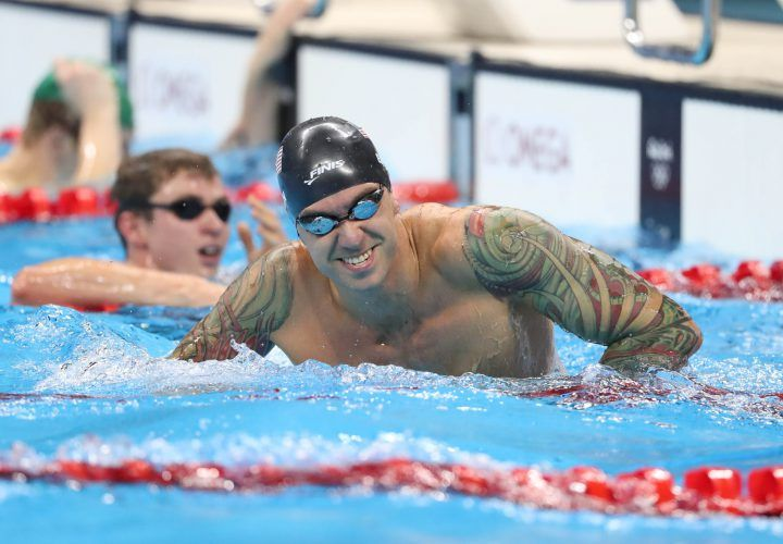 Anthony Ervin is opening up about his experience with Tourette Syndrome to help empower young people.