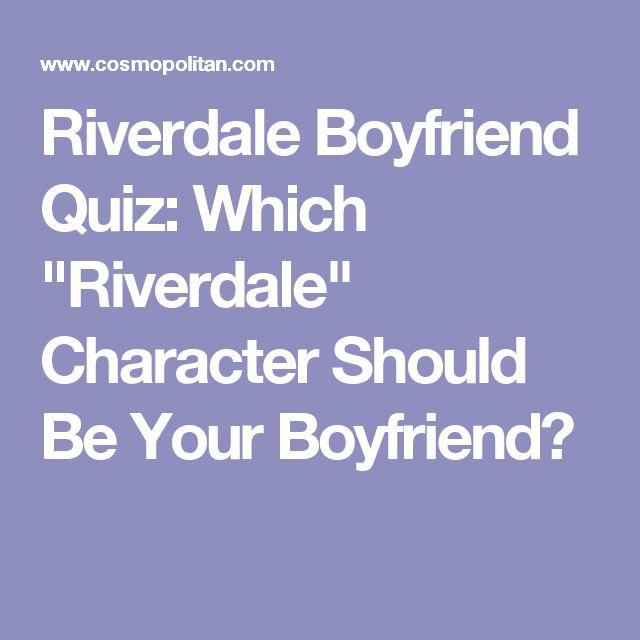 Préférence Les 25 meilleures idées de la catégorie Riverdale quiz sur  NU88