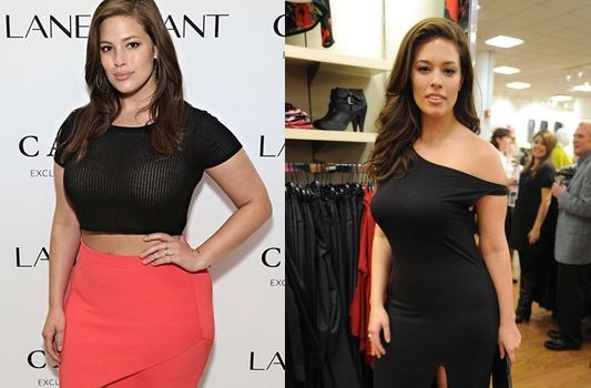 ASHLEY GRAHAM WEIGHT LOSS BEFORE AND AFTER WORKOUT