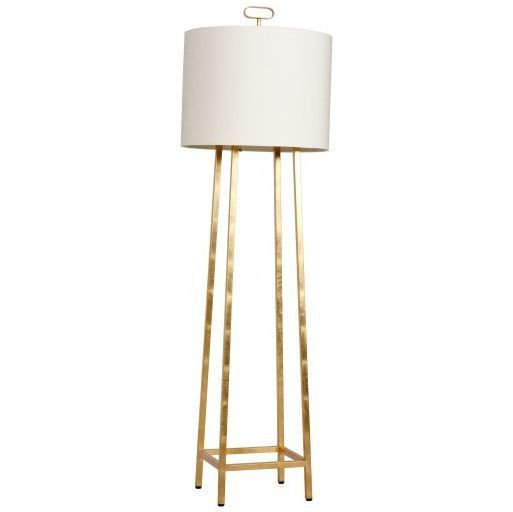 ferris gold floor lamp