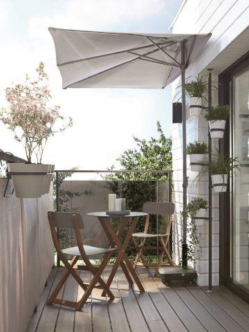 Les 25 meilleures idées concernant décor de petit balcon sur ...