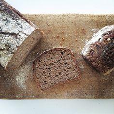 Ovanligt gott rågbröd | Pain de Martin