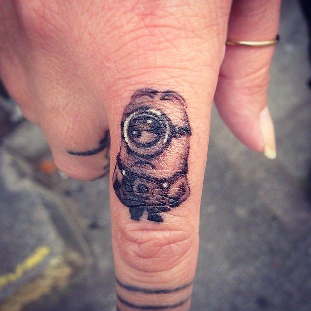 minion tattoo - Google Search