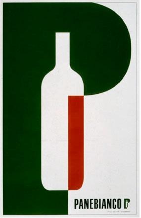 Tony Palladino, Wine Poster