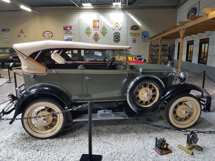 Ford cabrio 30s