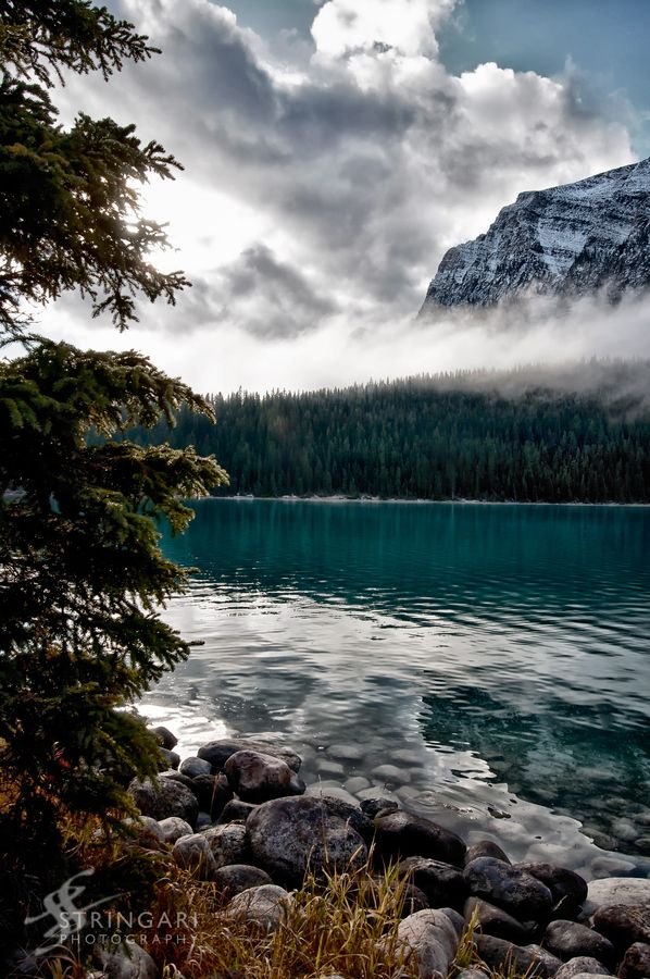 Lake Louise, Banff National Park, Alberta, Canada; photo by .Carla Stringari Pudler