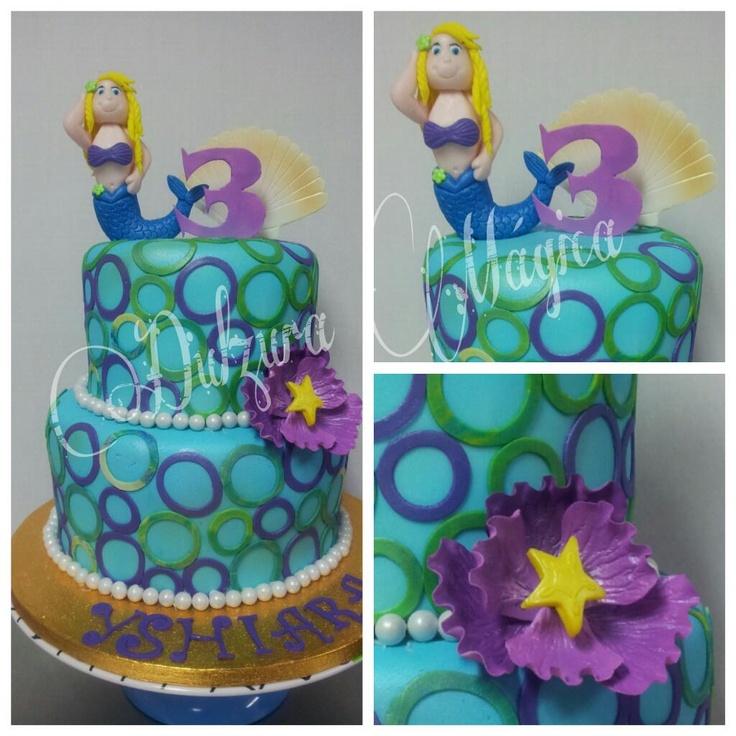50 Best Mermaid Cakes Images On Pinterest Mermaids
