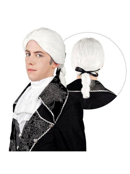 "https://11ter11ter.de/46304131.html Männer Perücke ""Rokoko"" 18. Jhd. #11ter11ter #haare #perücke #historisch #rokoko #barock #fasching #karneval"