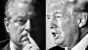AL GORE SLAMS TRUMP IN STATEMENT AND MOCKS HIM IN NEW DOCUMENTARY 'AN INCONVENIENT SEQUEL'