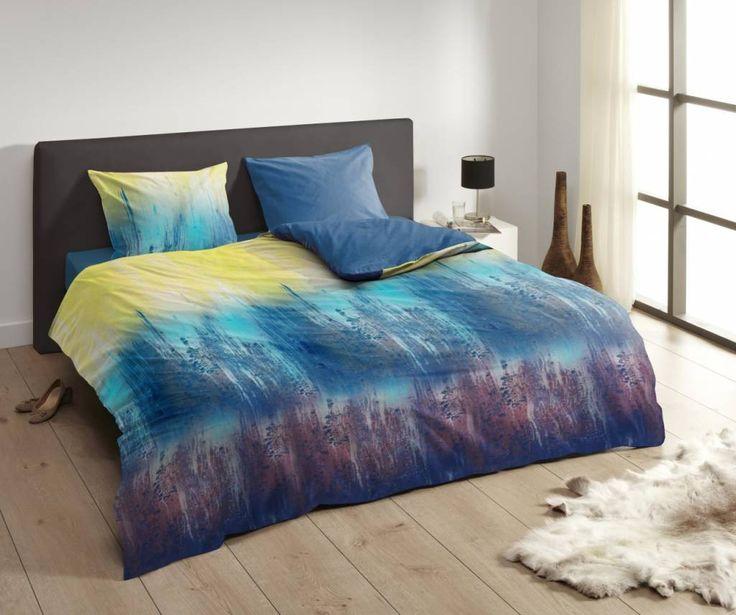 Descanso dekbedovertrek 9307 is een kleurrijke dekbedhoes met o.a de kleur geel en blauw. Dit dekbed overtrek is gemaakt van 100% fijn geweven katoen satijn.