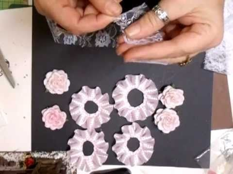Fiona Jennings as jennings644 - Gifts from Gill Edmonds & Flowers I've Made - time 19:03; Dec 13, 2012