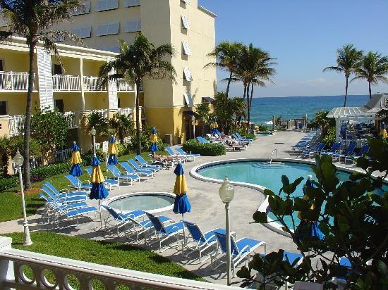 Holiday Inn Highland Beach Fl Restaurant